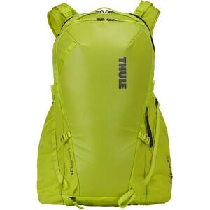 Thule The Upslope 35 Snowsports RAS Rucksack gelb gelb