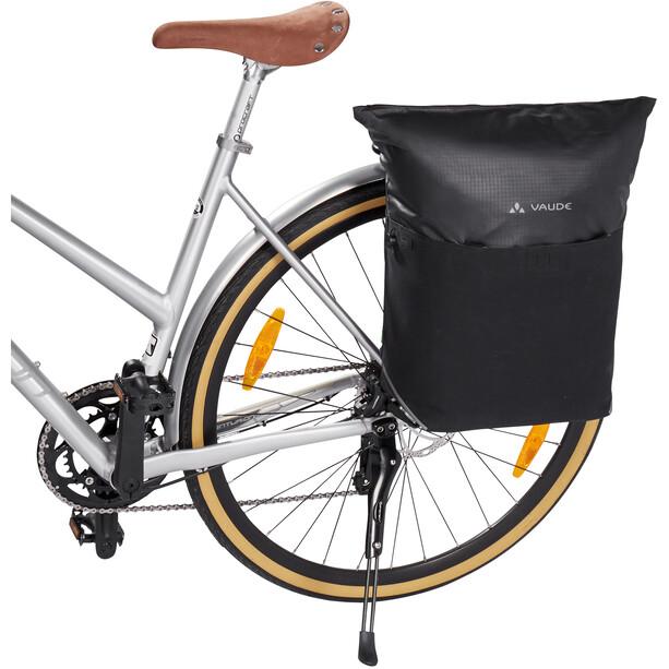 VAUDE CityShop Fahrradtasche 24l schwarz