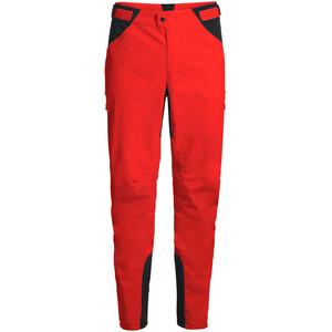 VAUDE Qimsa II softshell bukser Herre rød rød