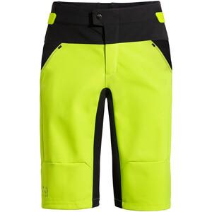 VAUDE Qimsa softshell shorts Herre Gul Gul
