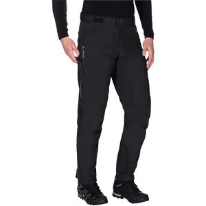 VAUDE Qimsa II S/S+L/S Softshell Pants Men, zwart zwart