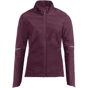 VAUDE Wintry IV Softshell-jakke Damer, violet violet