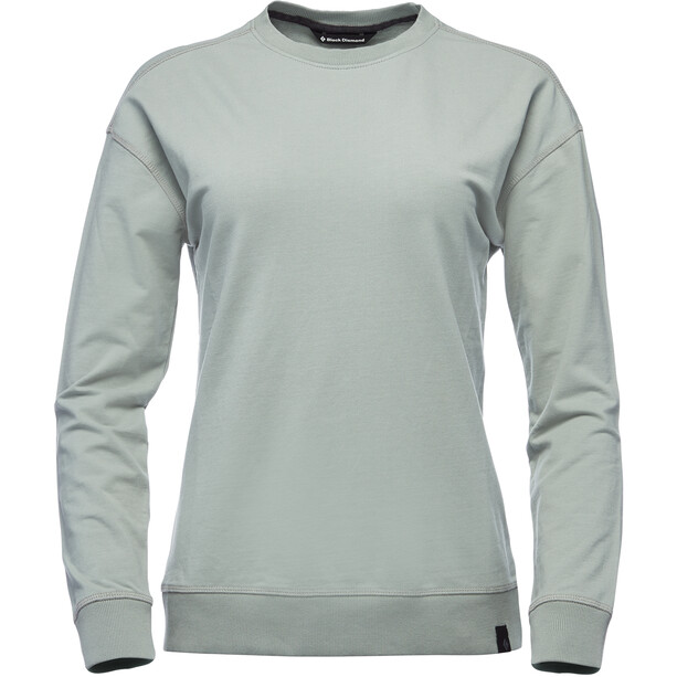 Black Diamond Basis Crew Sweater Women atmosphere