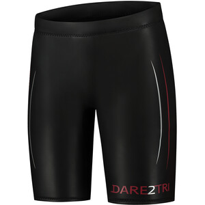 Dare2Tri Neoprene Swimshorts, zwart zwart