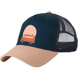 Prana La Viva Trucker Cap, niebieski/beżowy niebieski/beżowy