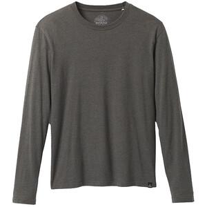 Prana LS T-Shirt Men, gris gris