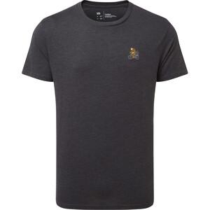 tentree Sasquatch T-Shirt Herren schwarz schwarz