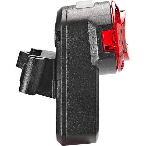 Axa Compactline Akku Rücklicht USB LED black