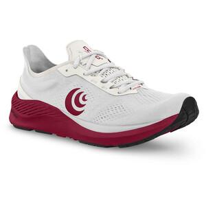 Topo Athletic Cyclone Laufschuhe Damen weiß/rot weiß/rot