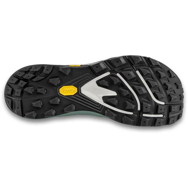 Topo Athletic MTN Racer 2 Running Shoes Men, gris/vert