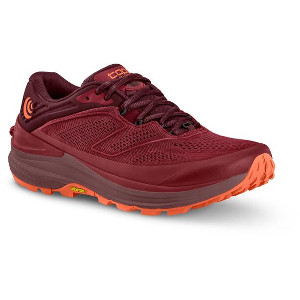 Topo Athletic Ultraventure 2 Laufschuhe Damen rot/orange