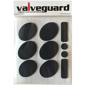 Rapid Racer Products ValveGuard Patch schwarz schwarz
