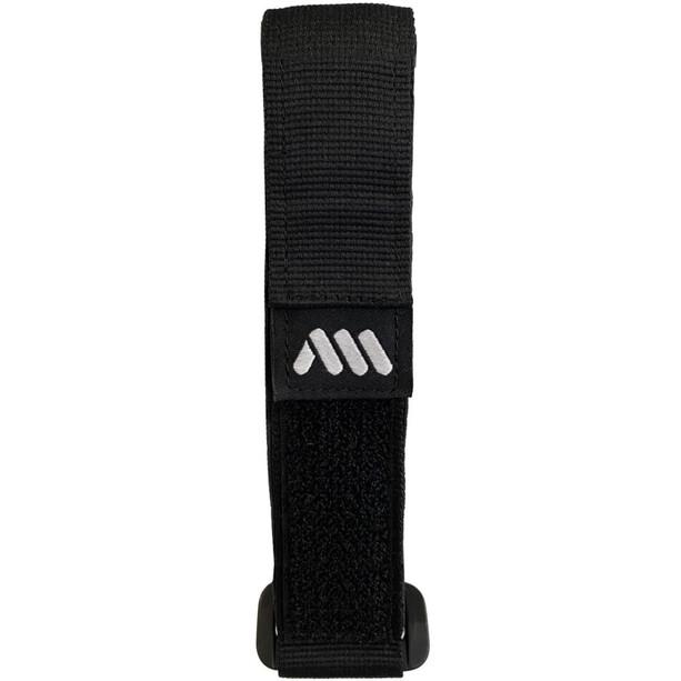 All Mountain Style Klettverschluss schwarz