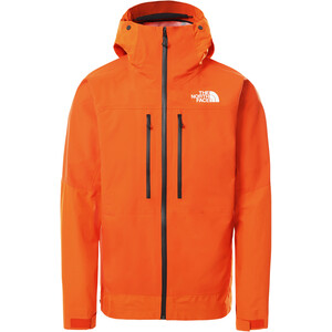 The North Face Summit L5 FutureLight Jacket Men, pomarańczowy pomarańczowy