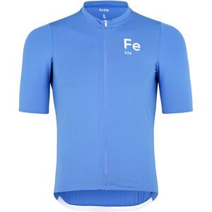 Fe226 StrongRide Bike Kurzarm Trikot blau blau
