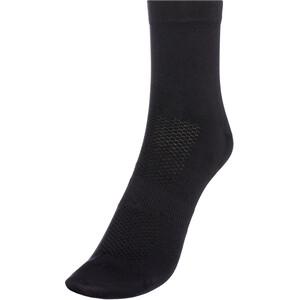 AGU Essential Medium Socken schwarz schwarz