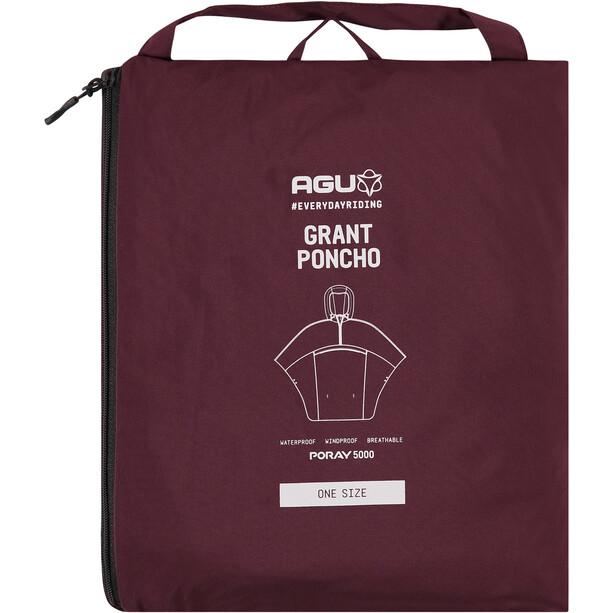 AGU Essential Grant Poncho rot