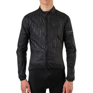 AGU Essential II Wind Jacket Hi-Vis Men, black reflective black reflective
