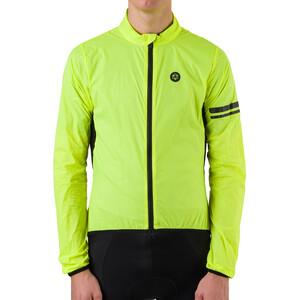 AGU Essential II Wind Jacket Men, neon yellow neon yellow