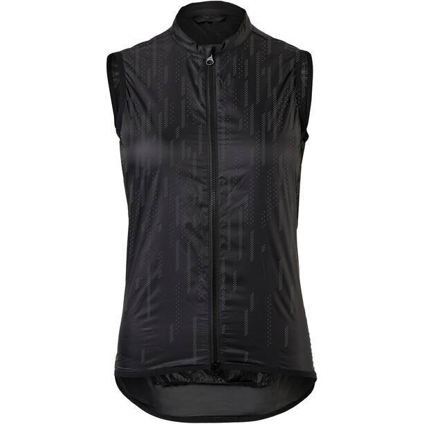 AGU Essential II Windweste Hi-Vis Damen black reflective