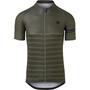 AGU Essential Melange SS Jersey Men, army green