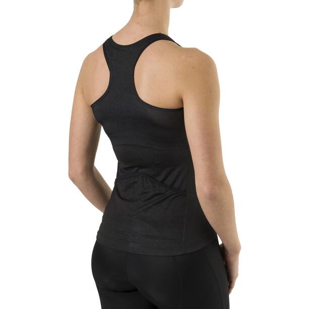 AGU Essential Melange Racer Oberteil Damen black