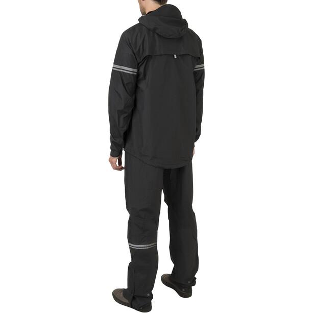 AGU Essential Original Rain Suit, noir