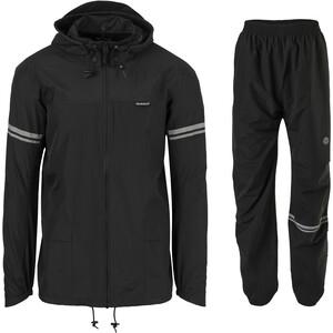 AGU Essential Original Regenanzug schwarz schwarz