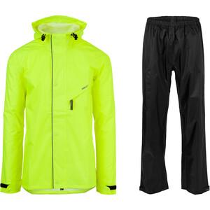 AGU Essential Passat Regenanzug gelb/schwarz gelb/schwarz