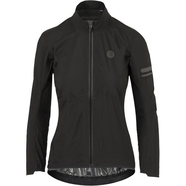 AGU Essential Prime Regenjacke Damen black