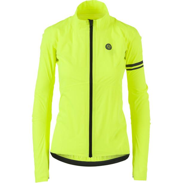 AGU Essential Prime Regenjacke Damen gelb
