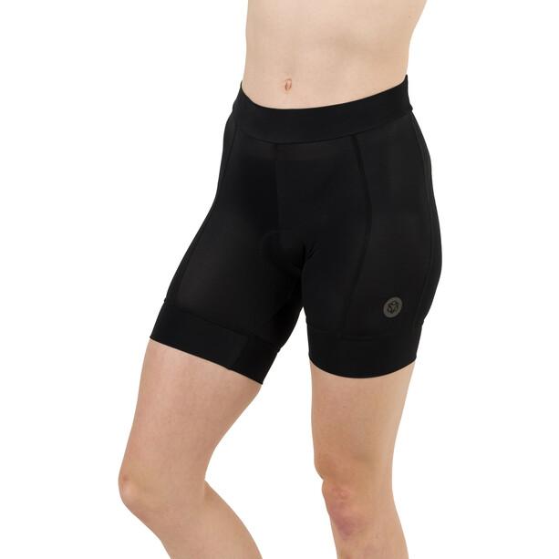 AGU Essential Shorty II Fahrradshorts Damen schwarz