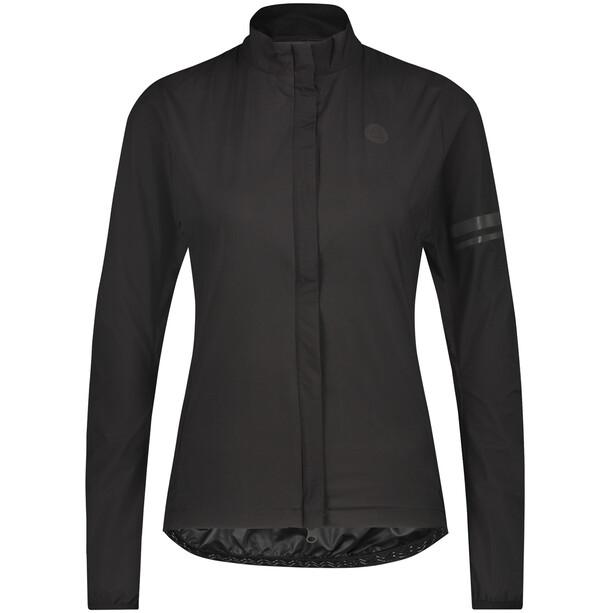 AGU Essential Storm Breaker Rain Jacket Packable Women, black