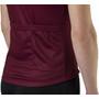 AGU Essential Striped Kurzarm Trikot Herren rot