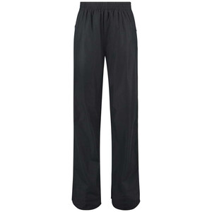 AGU Essential Tecco II Pantalones Lluvia, negro negro