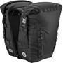AGU Performance H2O Double Pannier Bag MIK, sort