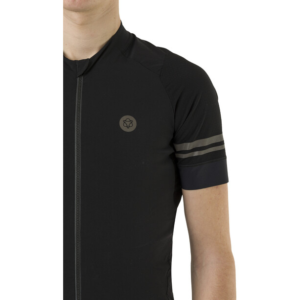 AGU Premium Woven SS Jersey Men, noir