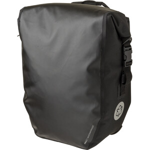 AGU Shelter Clean Gepäckträgertasche L Hi-Vis schwarz schwarz