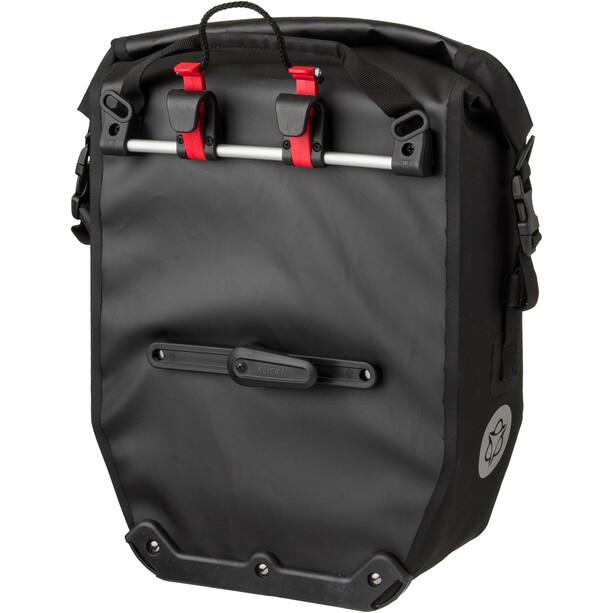 AGU Shelter Tech Gepäckträgertasche L schwarz