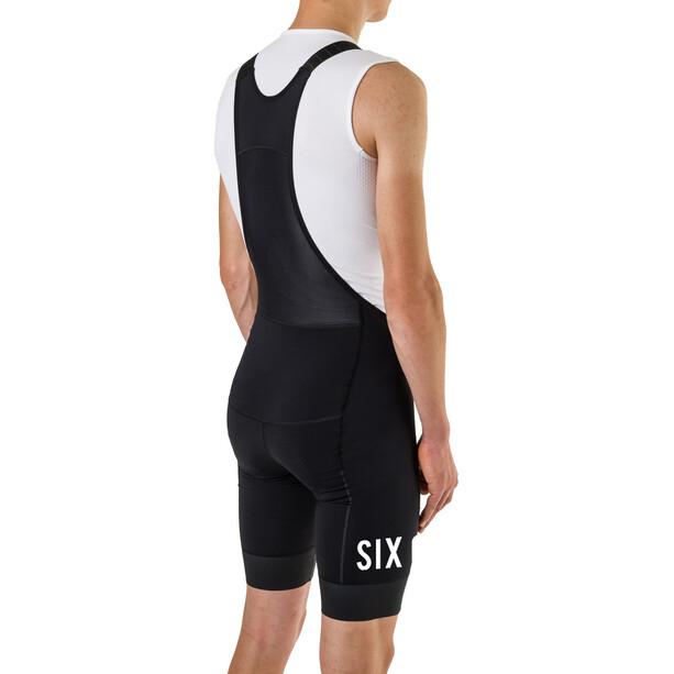AGU Six6 III Bib Shorts Men, black