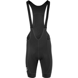 AGU Six6 III Bib Shorts Men, noir noir