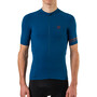 AGU Trend Solid II Kurzarm Trikot Herren blau