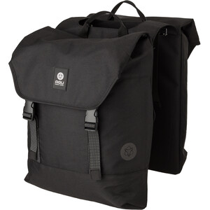 AGU Urban DWR Dubbel pakethållarväska MIK svart svart
