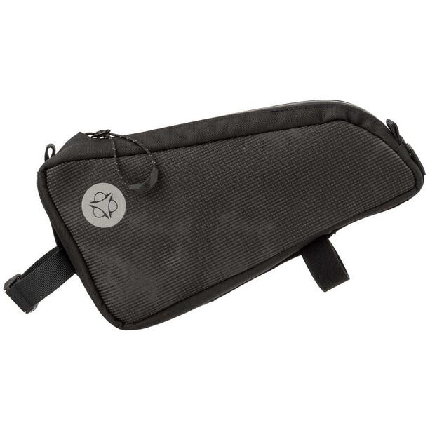 AGU Venture Top Tube Frame Bag, sort