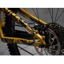DYEDBRO Viking Schutzkit für Fahrradrahmen schwarz