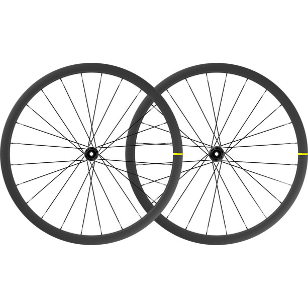 "Mavic Cosmic SL 32 Wheelset 28"" Disc CL M11 Carbon"