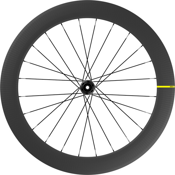 "Mavic Cosmic SL 65 Rear Wheel 28"" Disc CL XDR Carbon"