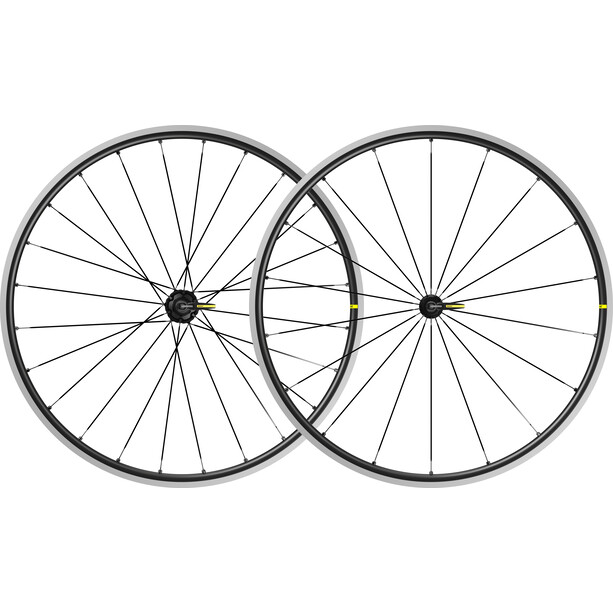 "Mavic Ksyrium S Wheelset 28"" Disc CL XDR"