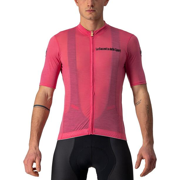 Castelli Giro d'Italia Maglia Rosa 90 Anni SS Jersey Men, pink