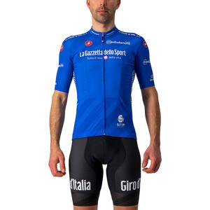 Castelli Giro d'Italia 104 Competizione Kurzarm Trikot Herren blau blau